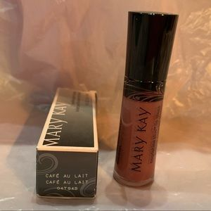 Mary Kay NouriShine Lip Gloss Cafe Au Lait